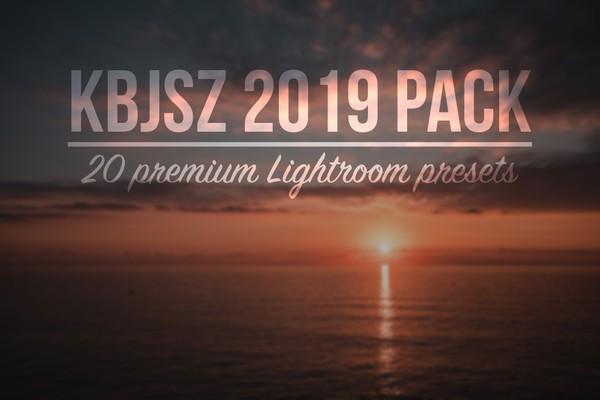 KBJSZ 2019 pack