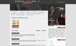 Coppermine Theme #2