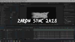 Zaron Sync 2k18
