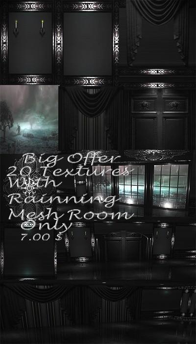Black Rain Room