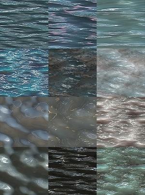 Exotic Sea Waters