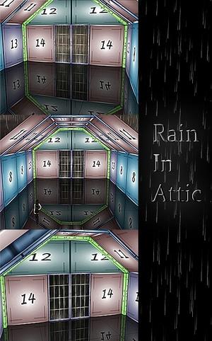 Rain In Attic