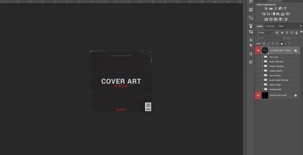 COVER ART PACK