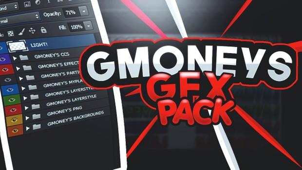 GMONEY'S GFX PACK