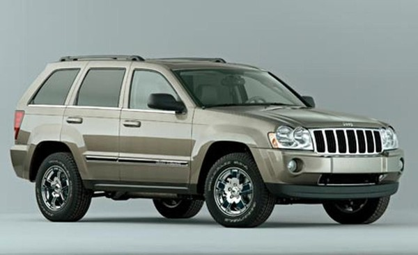 Jeep Grand Cherokee 2007 repair manual