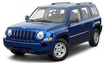 Jeep Compass Patriot 2010 repair manual