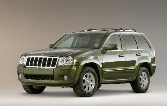 Jeep Grand Cherokee 2009 repair manual