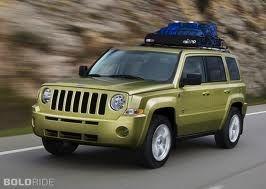 Jeep Compass Patriot 2008 repair manual