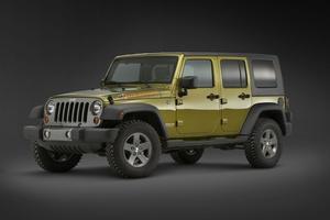 Jeep Wrangler 2010 repair manual