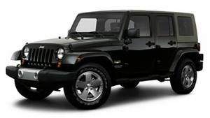 Jeep Wrangler 2009 repair manual