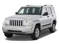 Jeep Liberty 2008 repair manual