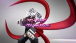 Kaneki's Mask & Kagune Cinema 4D Models [Jays]