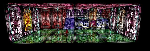 Room Mesh 11 V.2