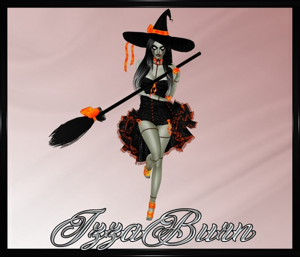 !IB! Zombie-Witch