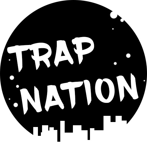 trap nation logo template bldesigns