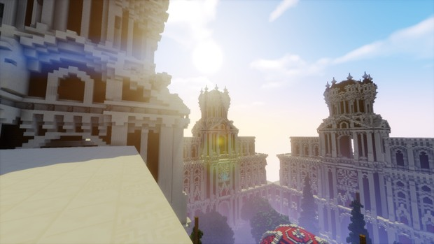 HQ Factions Spawn (Build) (2)