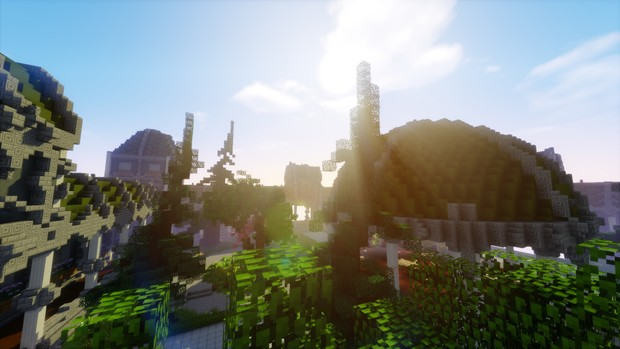 HQ Factions Spawn (Build)
