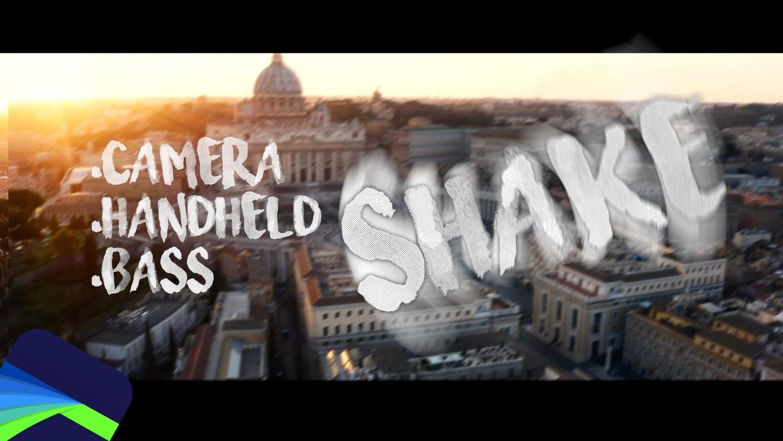LumaVFX 50 Camera Motion Presets (Shake. Handheld. Bass.)