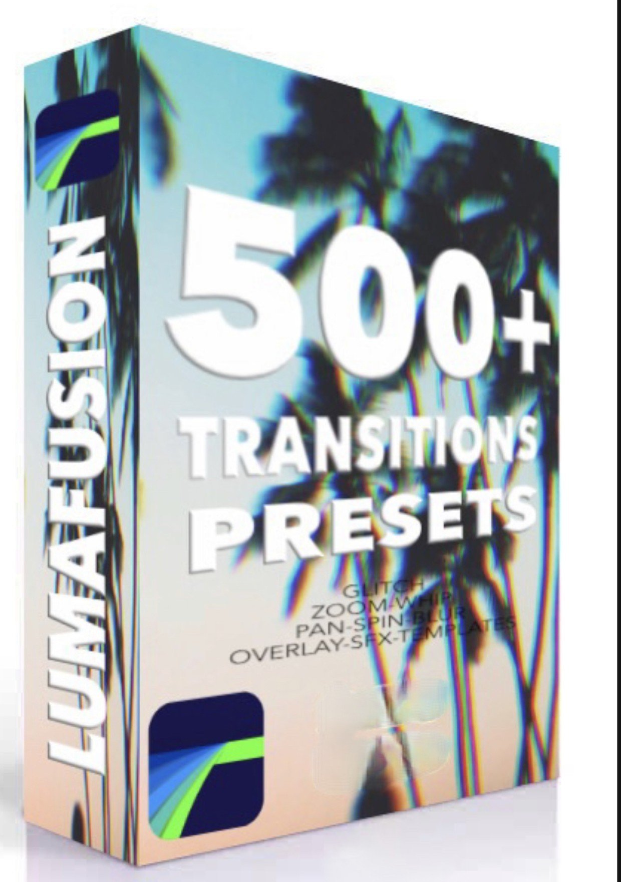 (Bestseller)LumaFusion MEGA PACK 1250++(ALL PRESETS!) NEWLY UPDATED!