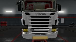 Lightbox Scania RJL For Bottom Bumper