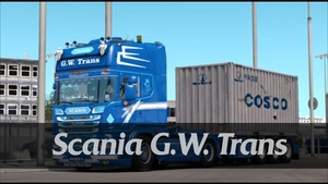 G.W. Trans - Version 2 - Cheaper Than Anywhere Else! Trailer Included!