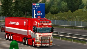 S. Verbeek Trailer (Truck Not Included)