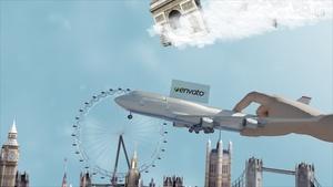 Travel ad