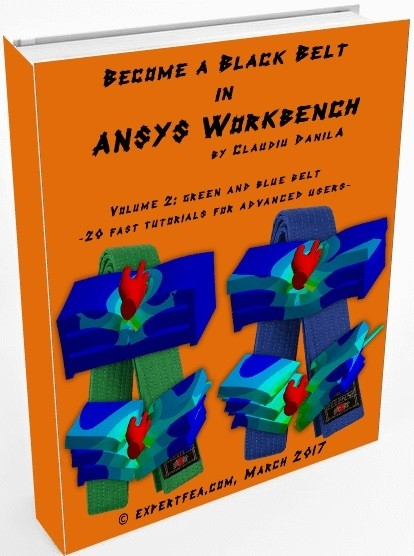 3D models only for BECOME A BLACK BELT IN ANSYS WORKBENCH - VOLUME 2