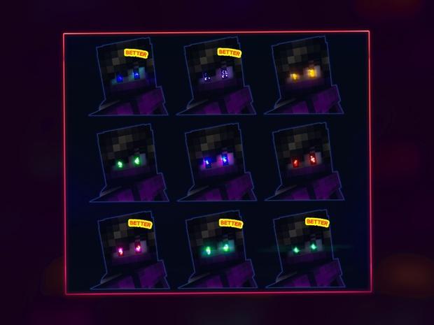 ♥ [NEW] Glitter Eyes Pack v3 + Mouth Pack by Hansel