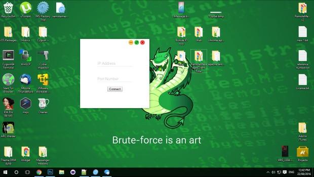 Remote Messages Client - Windows