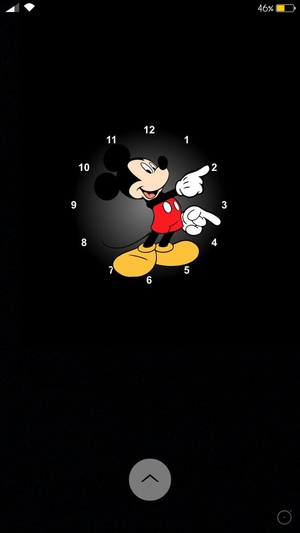 Mickey Mouse Watch Face for iOS