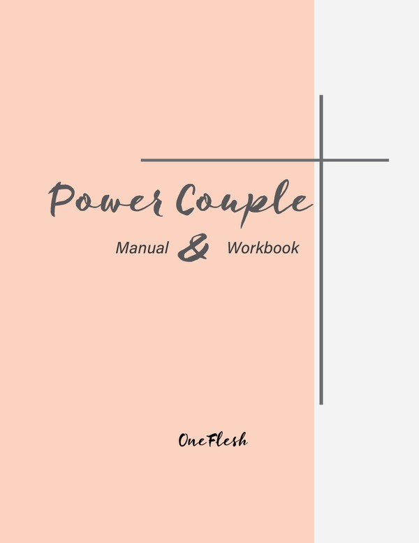 Power Couple Manual & Workbook
