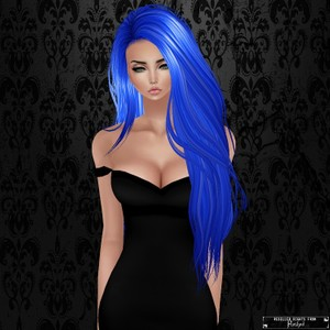 Hair Texture 05 / PNG.