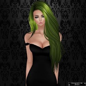 Hair Texture 19 / PNG.