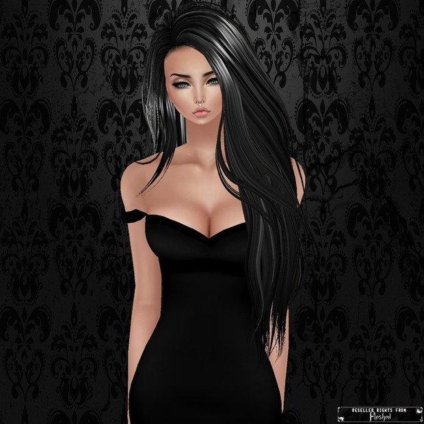 Hair Texture 11 / PNG.