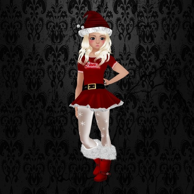 Cute Kid Christmas Outfit 1
