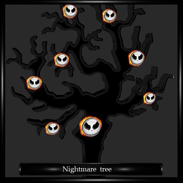 Halloween Mesh 44