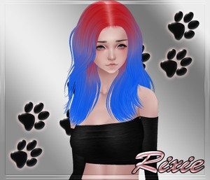 Kattiq Hair 58 blured