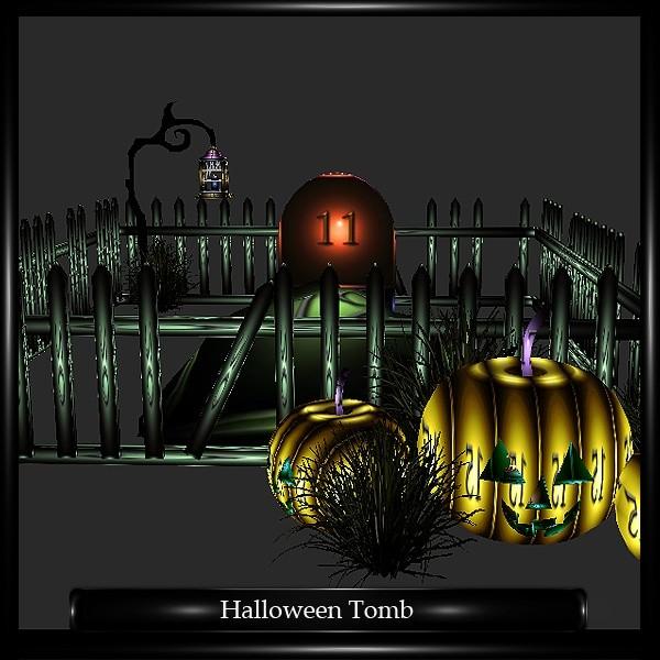 Halloween Mesh 29
