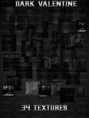 Dark Valentine Room Texture