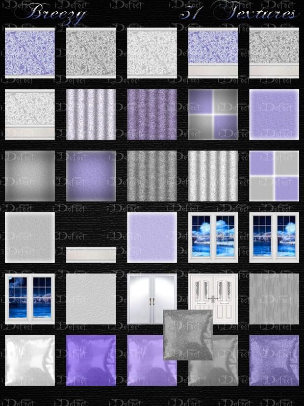Breezy Room Texture