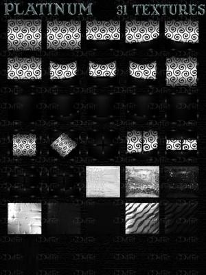 Platinum Room Texture