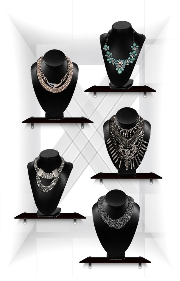 40 Gothic Necklaces