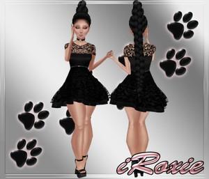 Black Desire Dress
