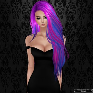 Hair Texture 08 / PNG.