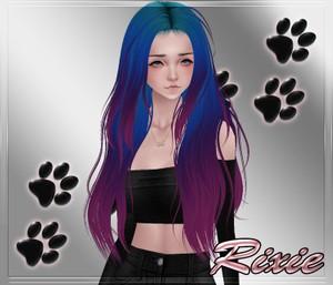 Kattiq Hair 21 Rainbow 2