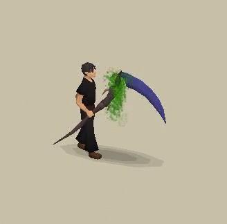 Noxious scythe/Bow/Staff