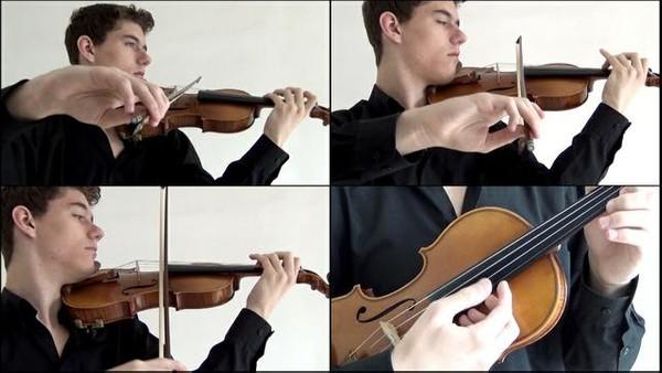 """""""Broken Quartet"""" by Stepan Grytsay [08/01/2013]"""