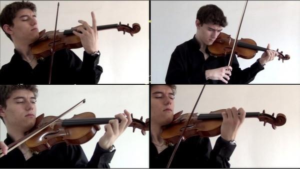 Violin Quartet No.1  by Stepan Grytsay [2012]