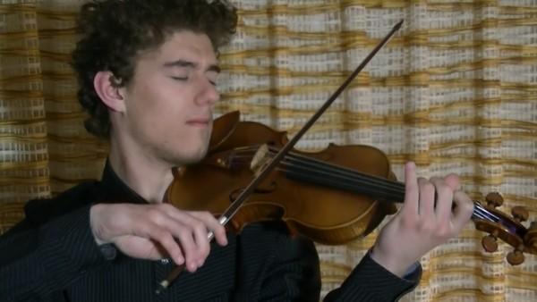 Jerusalem Hymn (Solo Violin)
